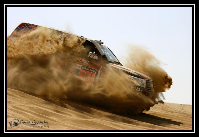 Garras de León Dakar 2013