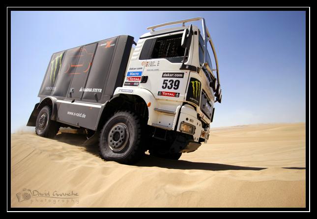 Br truck Dakar 2013