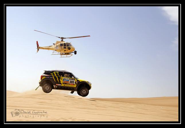 mini 305 Dakar 2013